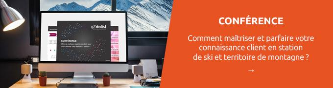 Conférence Expérience Client & Customer Data Platform